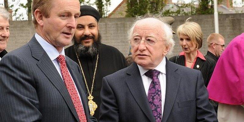 Prezydent i minister finansów będą reprezentować Irlandię na inauguracji pontyfikatu Papieża Franciszka