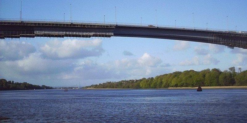 Ciało młodej kobiety wyłowiono z rzeki Foyle w Derry