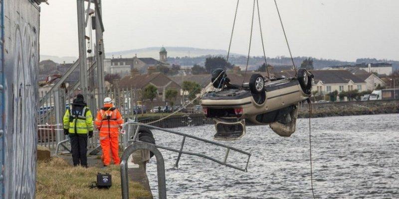 Polka po wypadku samochodu w Arklow wyszła ze szpitala. Przyczyną śmierć Węgra było utonięcie