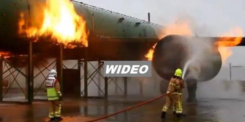 Zobacz dzień z życia strażaków z lotniska w Dublinie. Pożary, alarmy, odstraszanie ptaków