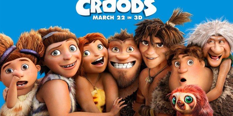 THE CROODS / KRUDOWIE