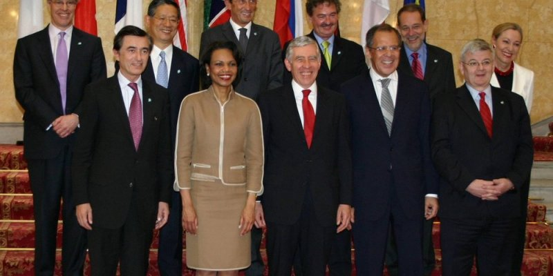 Mobilizacja funkcjonariuszy irlandzkich i brytyjskich przed szczytem G8
