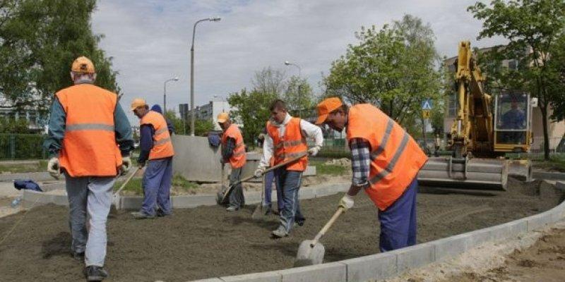 Jest szansa na pracę dla drogowców w Carlow