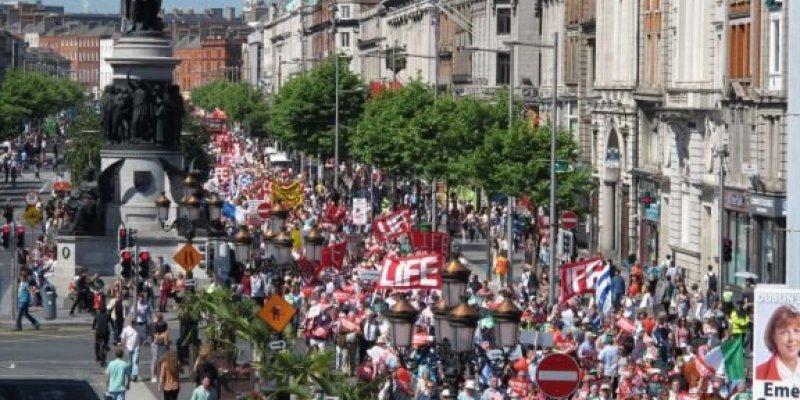 Aborcja zalegalizowana w Irlandii