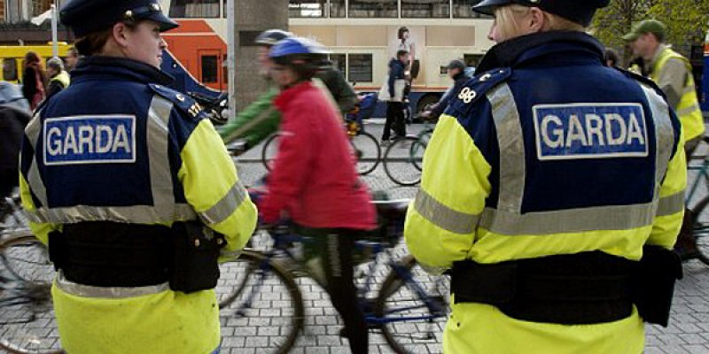 2/3 rowerzystów w Irlandii ma gdzieś czerwone światło