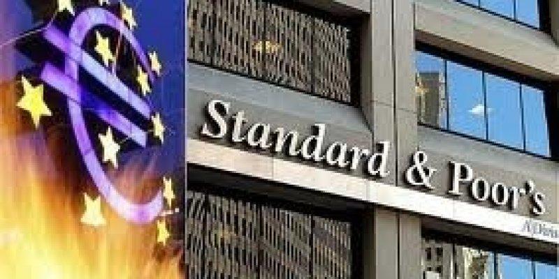 Spadek Unii Europejskiej w ratingu Standart & Poors