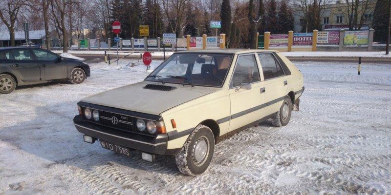 Złombol - extremalna wyprawa samochodami komunistycznej produkcji