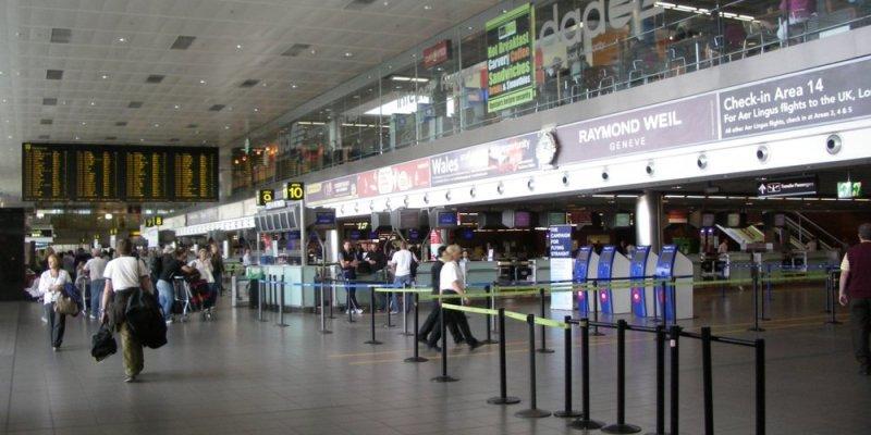 Pechowy (choć bogaty) Polak zatrzymany na lotnisku