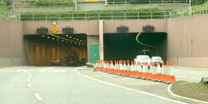 Przejazd popularnym tunelem Jack Lynch bez opłat