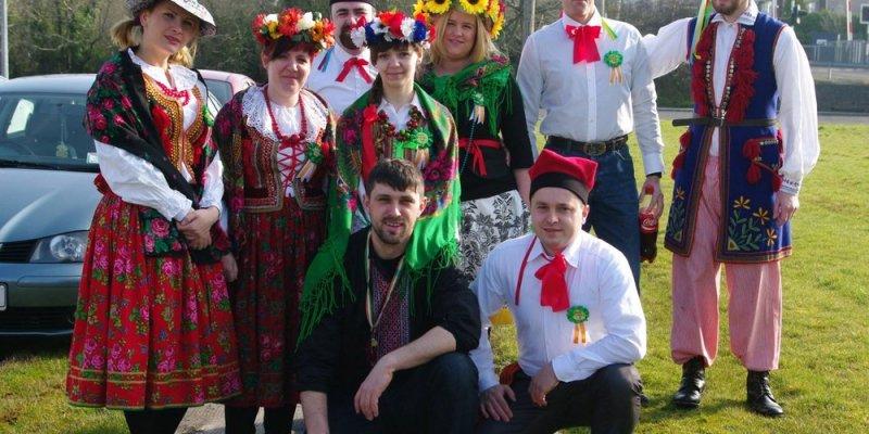 Tak obchodzą Polacy święto Patryka w Ennis