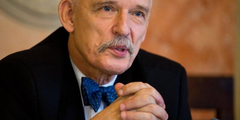 Janusz Korwin Mikke w Irlandii!