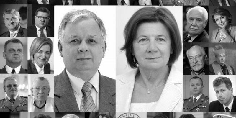 5 lat od tragedii nad Smoleńskiem...