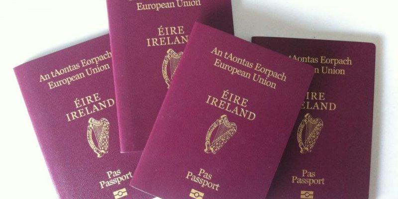 Jak otrzymać irlandzki paszport