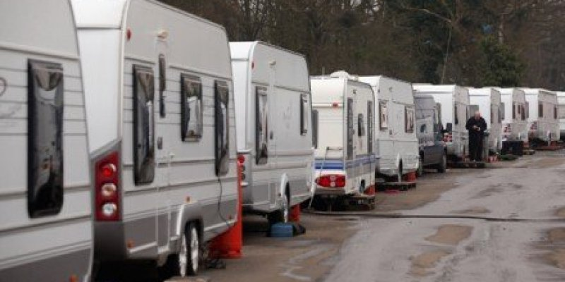 4 miliony euro na domy dla Travellersów