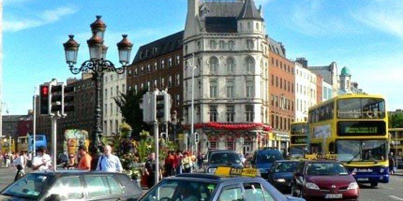 Dublińskie restrykcje w ruchu drogowym będą zagrożeniem dla biznesu