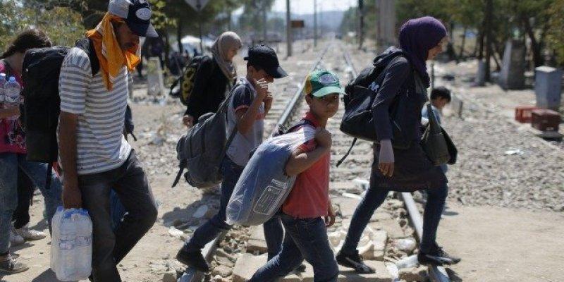 Irlandia w sprawie uchodźców