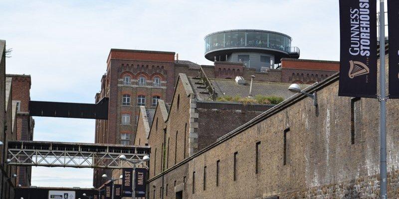 Guinness Storehouse pokonał Wieżę Eiffla