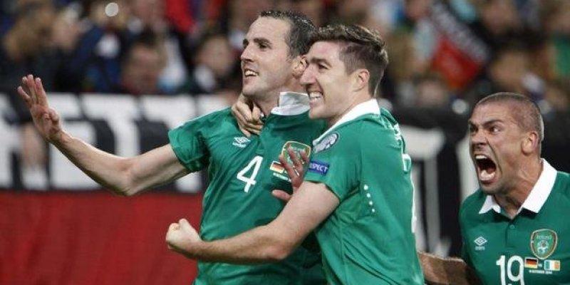 Irlandia zagra na Euro 2016