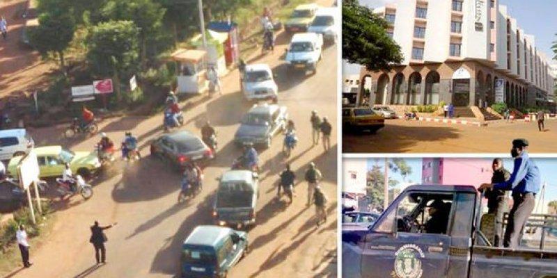 Islamiści przetrzymują 170 zakładników w hotelu