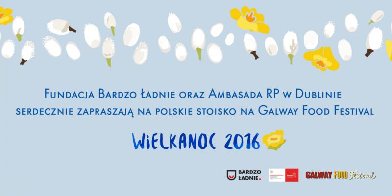 Polski akcent na Galway Food Festival