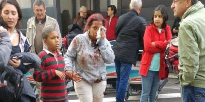 Zamach terrorystyczny w Brukseli