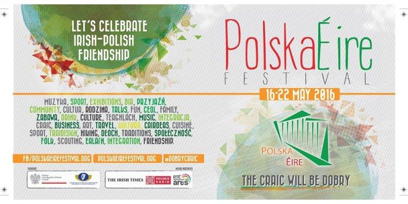 Festiwal PolskaÉire w Cork