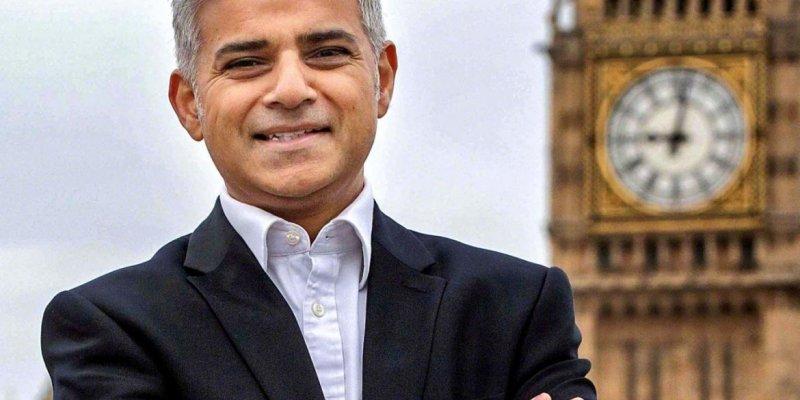 Nowy burmistrz Londynu budzi niemałe zainteresowanie światowych mediów