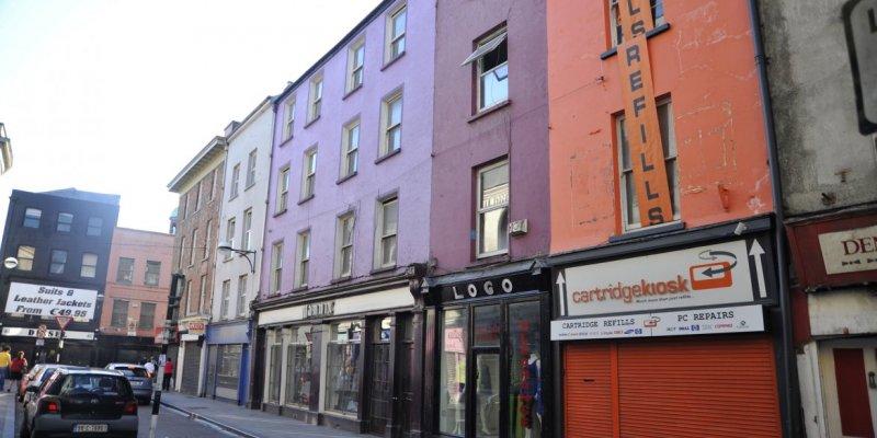 Mężczyzna zaatakowany nożem w Cork
