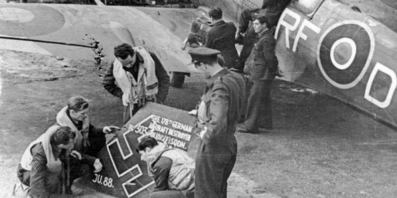 W Londynie powstanie pomnik upamiętniający polskich pilotów
