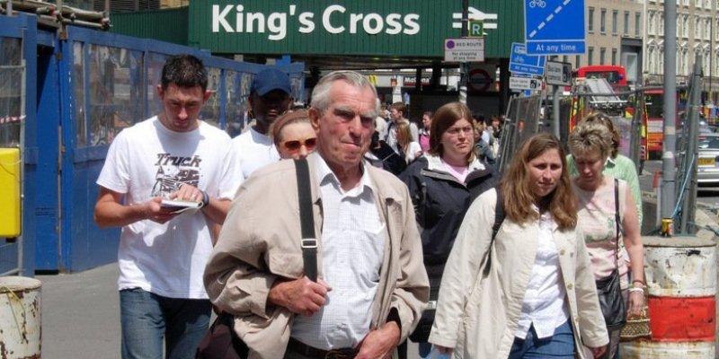 Brytyjczycy szukają irlandzkich korzeni