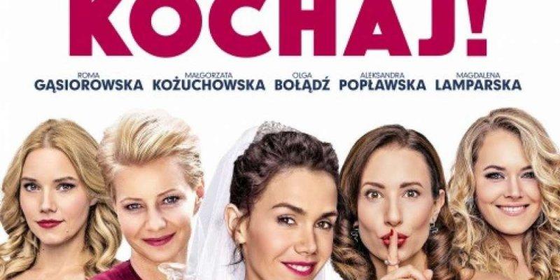 Kochaj - pokazy polskiej komedii w Cork i Dublinie