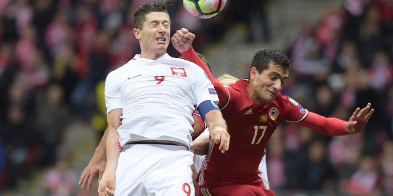 Polska cudem wygrała z Armenią