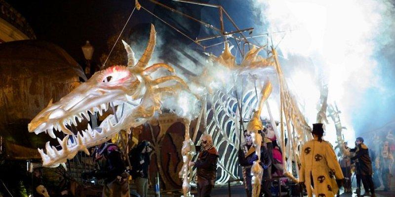 Dragon of Shandon Parade