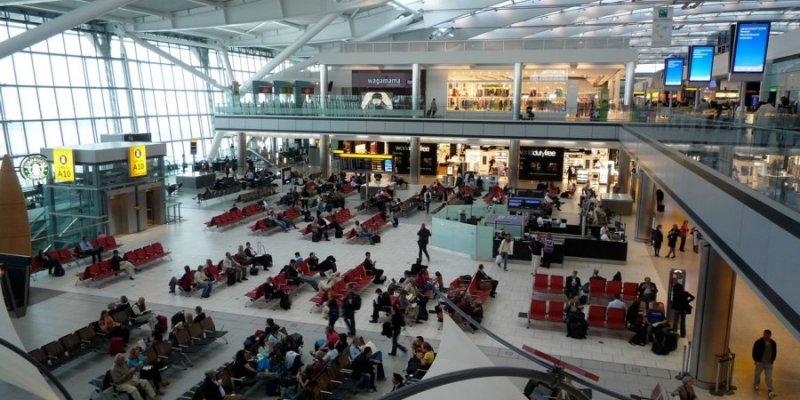 Grożba przedświątecznego strajku na lotnisku w Gatwick
