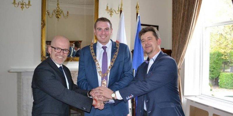 Kilkenny będzie miastem partnerskim Malborka