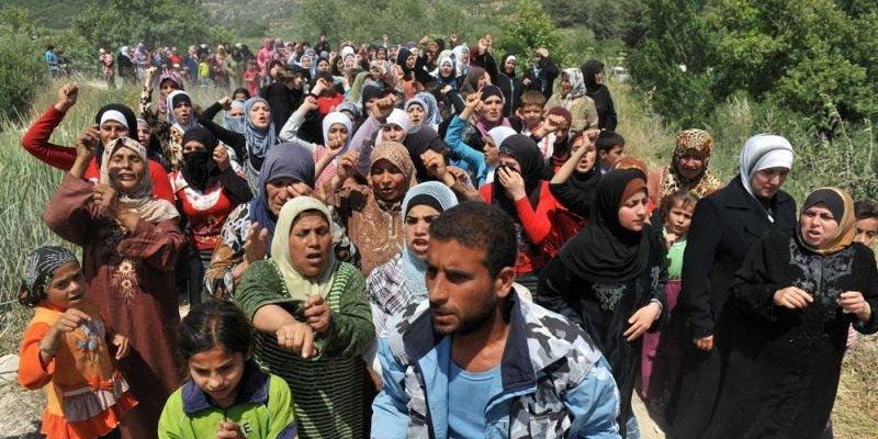 Irlandia opóźnia się z przyjmowaniem uchodźców