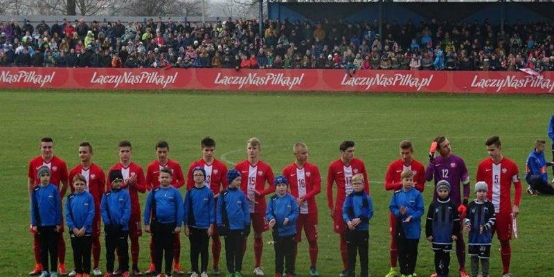 Polska - Irlandia Płn. 1:0 w kolejnym meczu juniorów