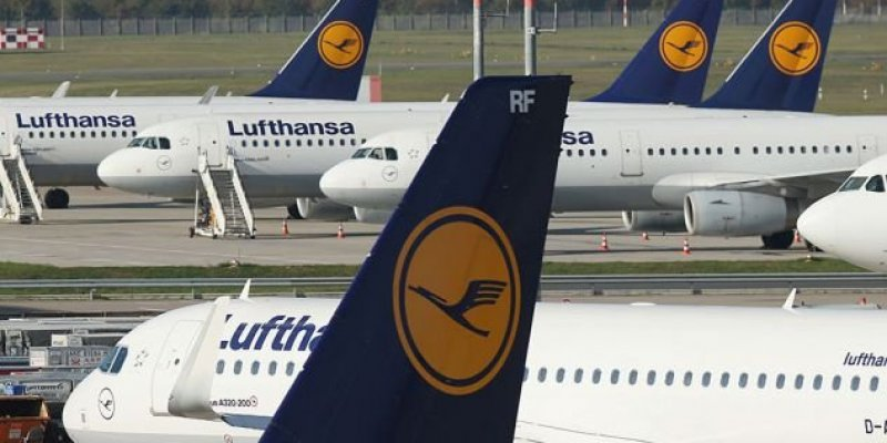 Lufthansa strajkuje przynajmniej do soboty