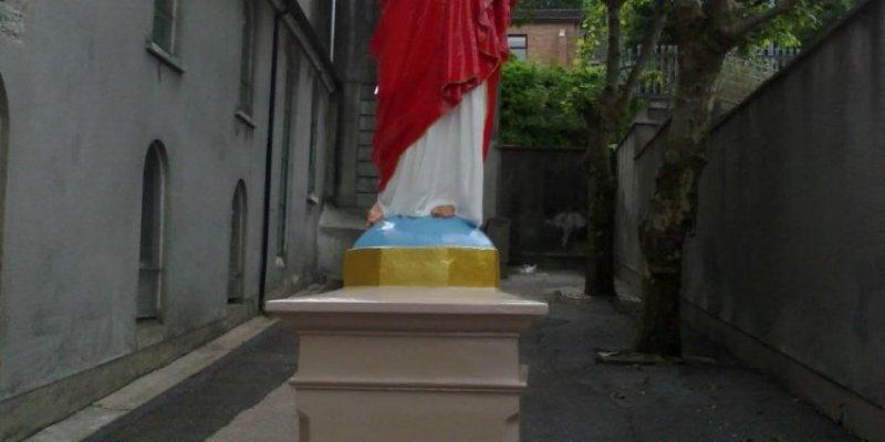 Otwarcie domu wspólnoty Misji Świętej Rodziny w diecezji Waterford
