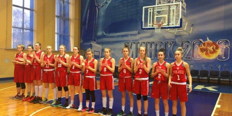 Młode polskie koszykarki lepsze od Irlandek