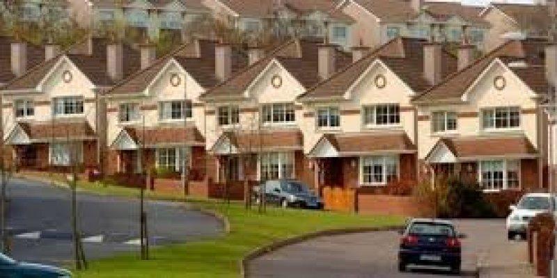 Irlandia wybuduje mnóstwo domów socjalnych