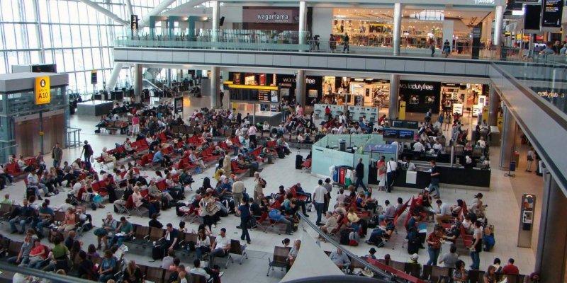 Świąteczne strajki na brytyjskich lotniskach