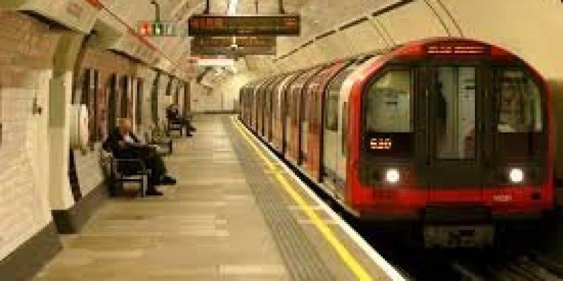 Londyńskie metro już działa
