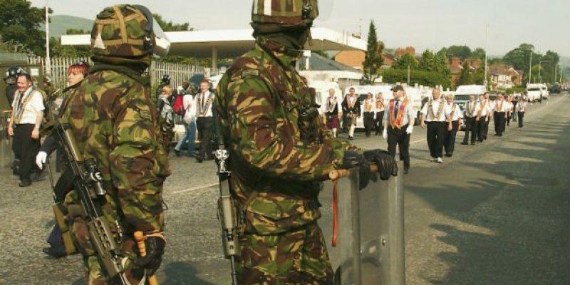 Wygasły konflikt w Irlandii Płn. wybuchnie na nowo?