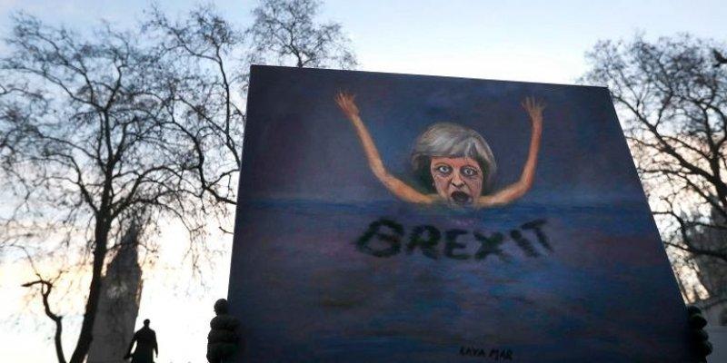 Brytyjski parlament dał zgodę na Brexit