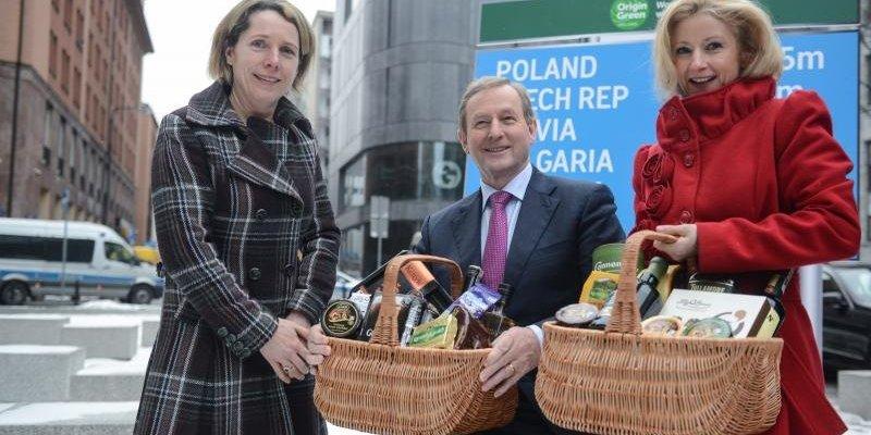 Irlandia otwiera się na handel z polskimi firmami