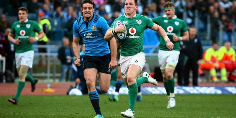 Wygrane Irlandii i Anglii w Pucharze Sześciu Narodów