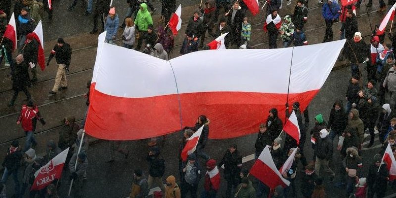 5 marca Londyński Marsz Żołnierzy Wyklętych