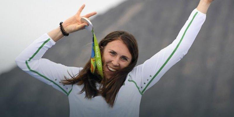 Wicemistrzyni olimpijska poprowadzi paradę w Dublinie