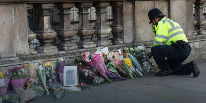 Piąta ofiara śmiertelna zamachu w Londynie